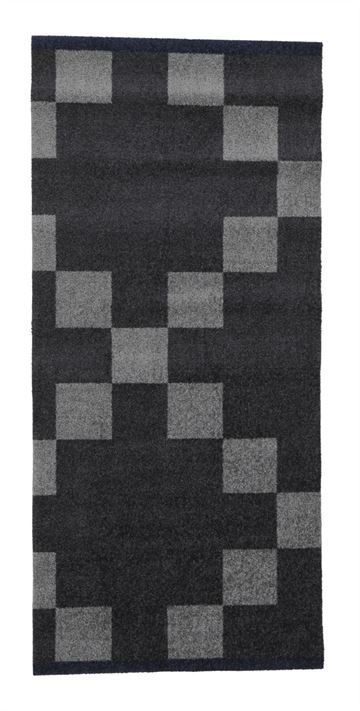 Mette Ditmer all-round måtte - Quadrata Dark Grey