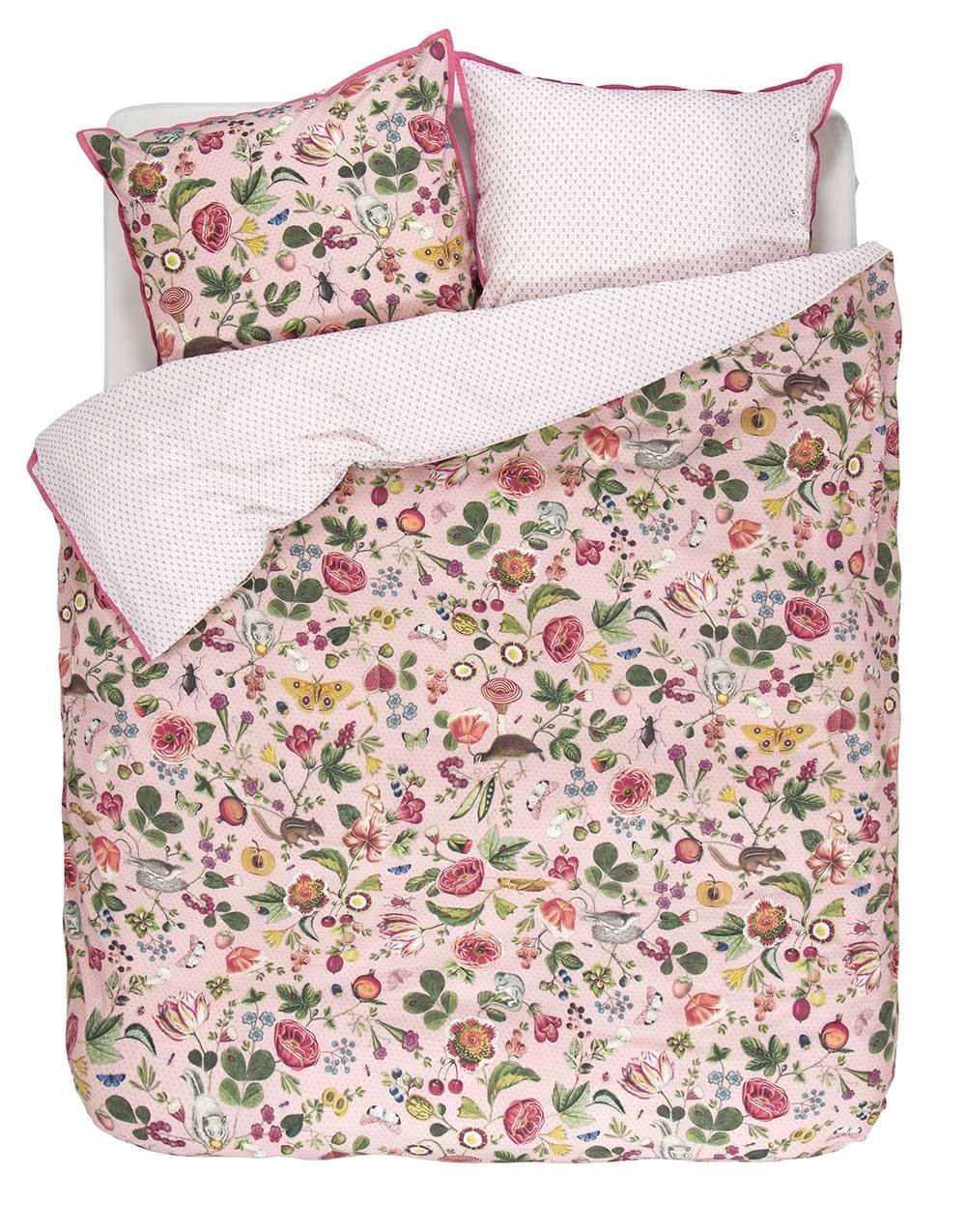 pip studio sengetøj Køb PiP Studio sengetøj i Woodsy Pink her pip studio sengetøj