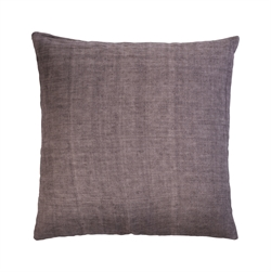 Cozy Living Copenhagen Pude - Light Linen - Plum