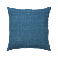 Cozy Living Copenhagen  Pude - Light Linen - Petrol