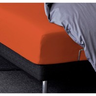 CPH Living - Percale Faconlagen Orange