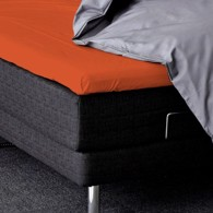 CPH Living - Percale Fladt lagen Orange