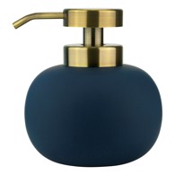 Mette Ditmer Lotus Midnight Blue - Sæbedispenser Lav