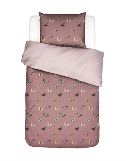 Covers & Co sengetøj - Papillon Dusty Pink